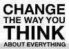 Change the Way You Think by WWF