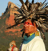 Uqualla Speaks of Spirit from Sedona